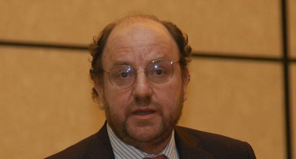 Alfredo Moreno, canciller de Chile