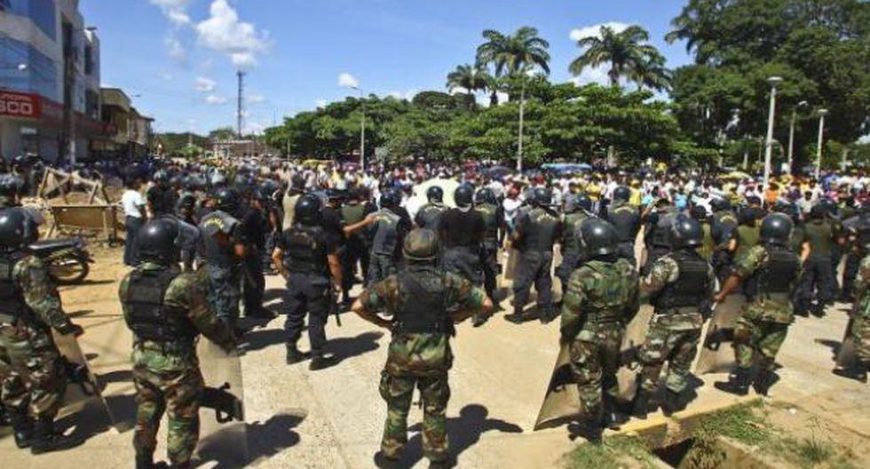 Ejecutivo prorroga por 30 días más la intervención de las Fuerzas Armadas en terminal de Mollendo en Arequipa. (Foto: GEC)