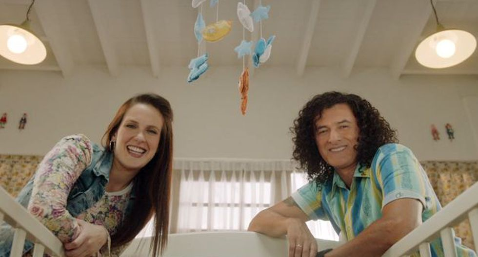 La cinta contará la historia de 'Cachín' y su esposa en su etapa como padres. (Foto: 3 Puntos)