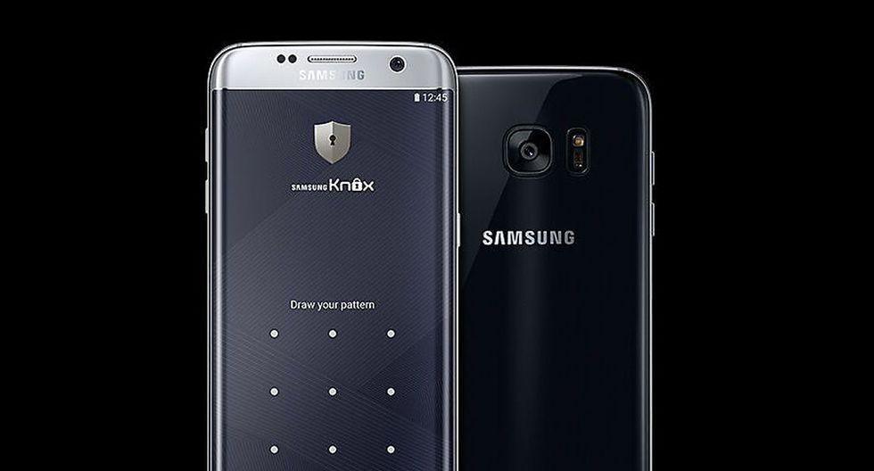 Samsung Galaxy S7 (Foto:Samsung)