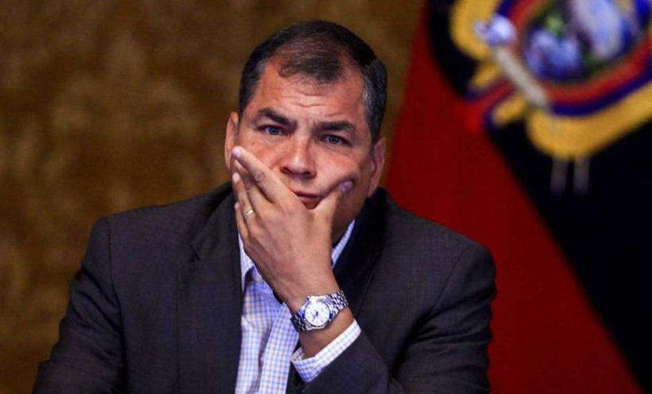Ecuador | Rafael Correa | Investigan supuestas contribuciones de Odebrecht a campaña de ex presidente. (EFE)