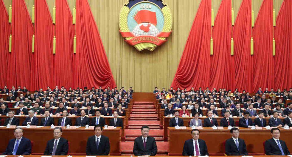 China celebra una importante cumbre para definir su futuro. (Xinhua)