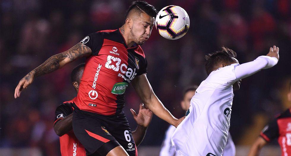Melgar sumó su tercera derrota en la Copa Libertadores. (Foto: EFE)