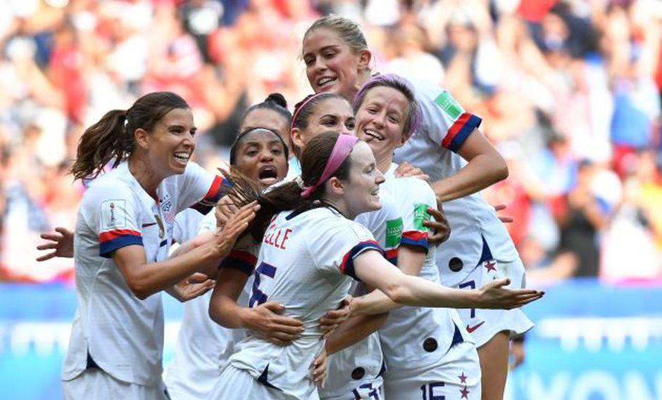 Estados Unidos obtiene cuarto título mundial femenino tras ganar a Holanda por 2-0