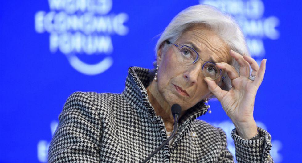 Setiembre: Christine Lagarde, quien se desempeñó como directora gerente del Fondo Monetario Internacional (FMI) hasta julio, estaba convencida de que el programa de crédito que se le dio a Argentina fue el correcto. (Foto: AFP)