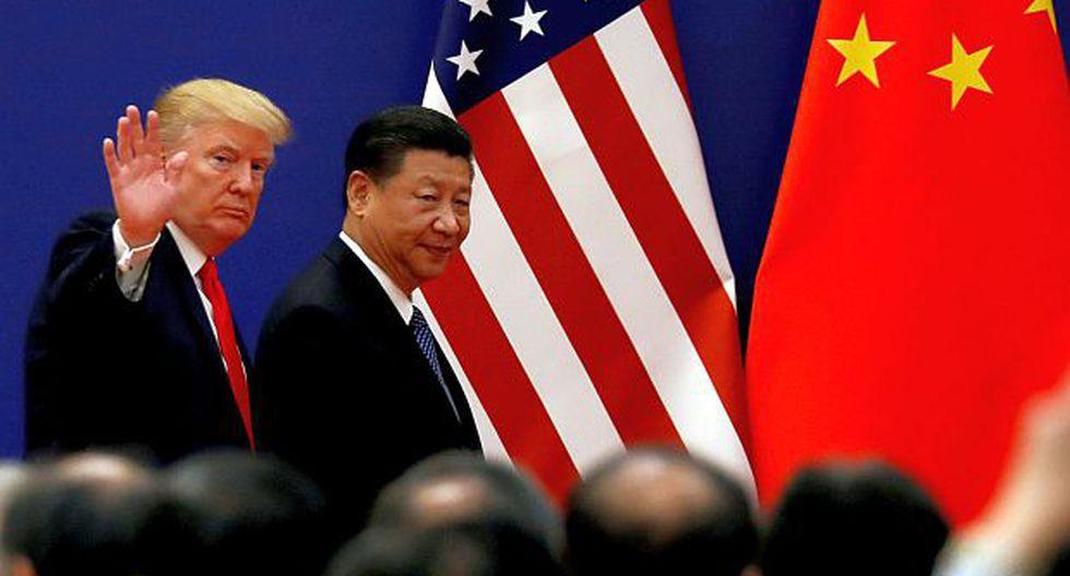 En este mismo mes, el presidente Donald Trump firmó un llamado acuerdo comercial de fase uno con China. (Foto: Reuters)