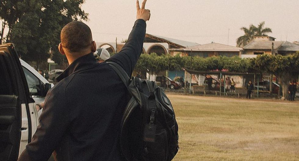 Will Smith comparte algunas fotografías de su visita a México. (Foto: @willsmith)