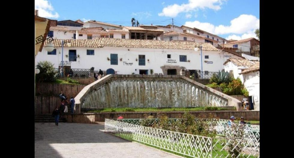 El Barrio de San Blas es un hermoso lugar para comprar recuerdos. (Archivo / El Comercio)