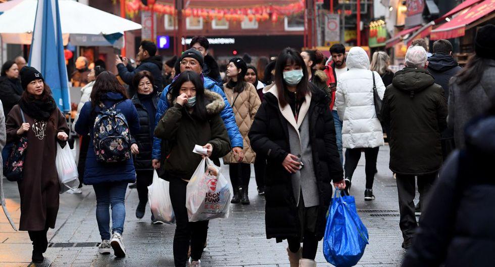 La prohibición llega tan solo un día antes del equivalente en el calendario lunar chino a la Nochevieja, ya que el próximo sábado se celebra el Año Nuevo chino. (Foto: EFE)