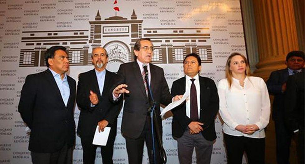 Apristas manifestaron que con lo declarado por Jorge Barata se prueba que el ex mandatario Alan García era 'inocente'.
