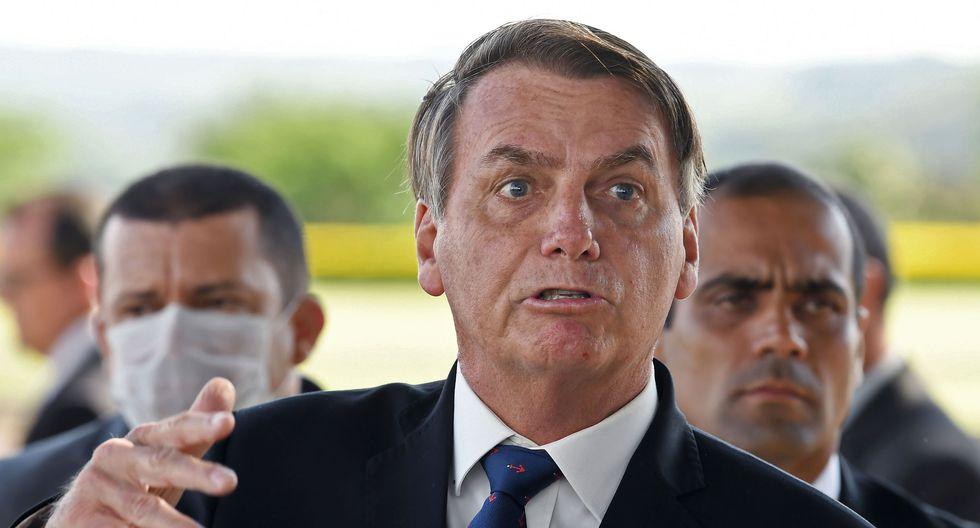 El nuevo coronavirus dejó hasta miércoles, 241 muertos en Brasil, donde se prevé un pico de la pandemia en abril. (AFP/EVARISTO SA).