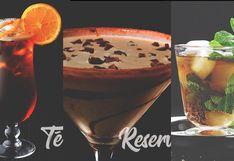 Tres cócteles para disfrutar en estos días de otoño | FOTOS