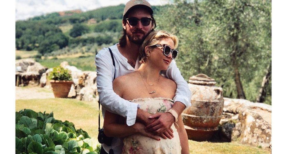 Kate Hudson dio la bienvenida a su hija con Danny Fujikawa (Foto: Instagram)