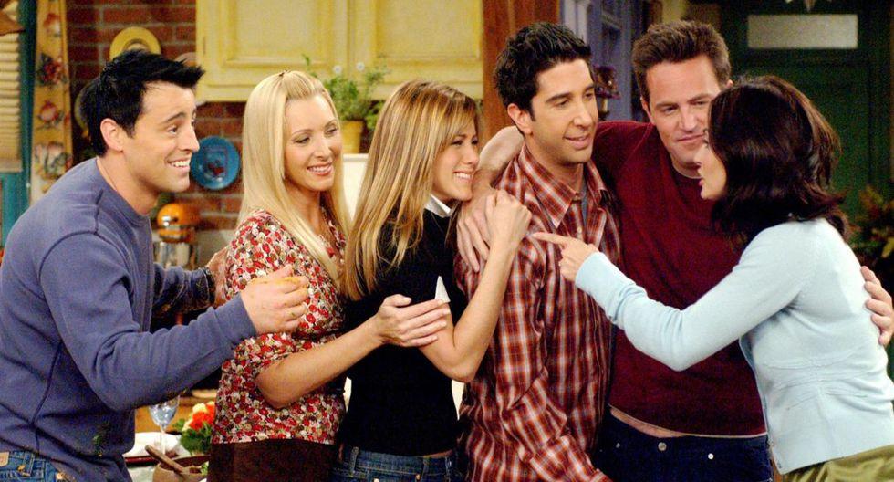 """""""Friends"""" dejará Netflix en 2020 para incorporarse al catálogo de HBO Max. (Foto: CBS/Difusión)"""