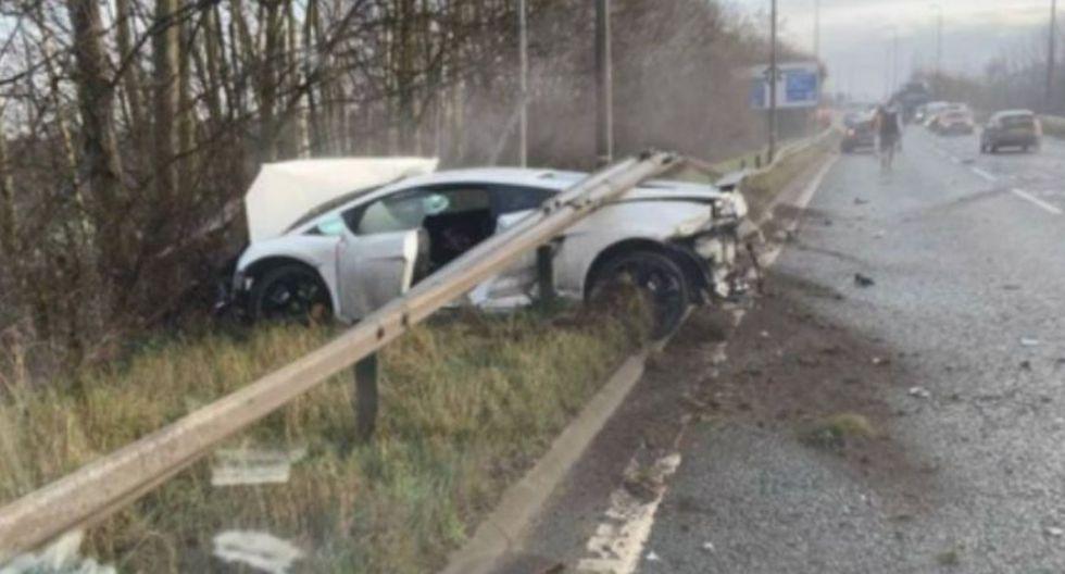 El incidente se produjo cerca del campo de entrenamiento de Manchester United. (Foto: Difusión)