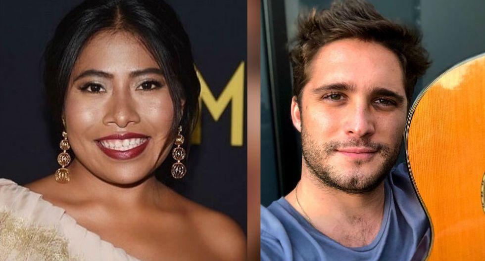 Yalitza Aparicio, nominada al Oscar  por Mejor actriz, subió un video junto a Diego Boneta en su cuenta personal de Instagram. (Foto: Instagram)