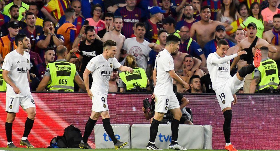 Barcelona busca a su nuevo goleador en Valencia o en Girona.