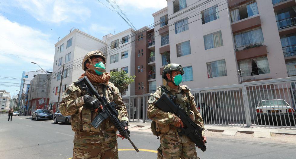 Ya son más de 10 días desde que se declaró el estado de emergencia en el Perú para combatir el brote del coronavirus COVID-19. (Foto: Lino Chipana/GEC)