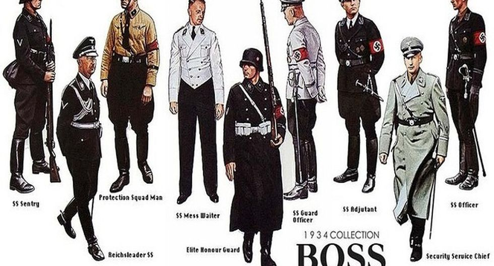 Conoce el origen de la marca Hugo Boss en la época nazi (Foto: Misterios e historia)