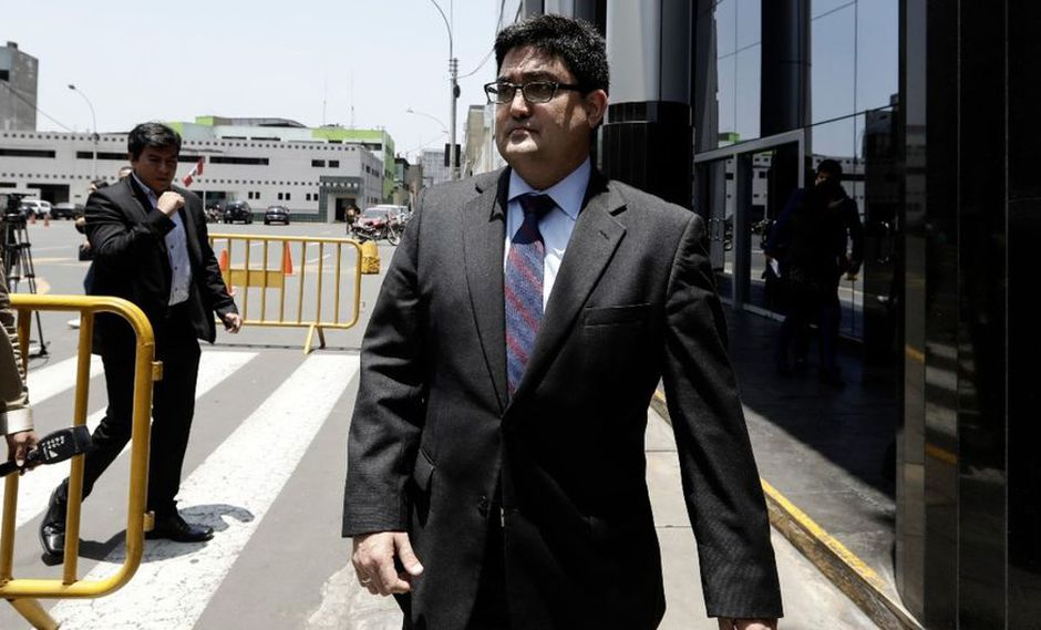 Procurador Jorge Ramírez viajará a las ciudades de Sao Paulo y Curitiba del 27 de enero al 1 de febrero. (Foto: GEC)
