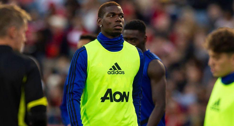 Mino Raiola habló sobre los planes para Paul Pogba en el futuro. (Foto: AFP)