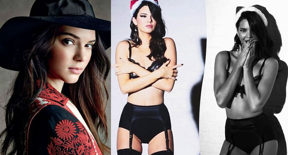 4. Kendall Jenner. (Facebook / Kendall Jenner)