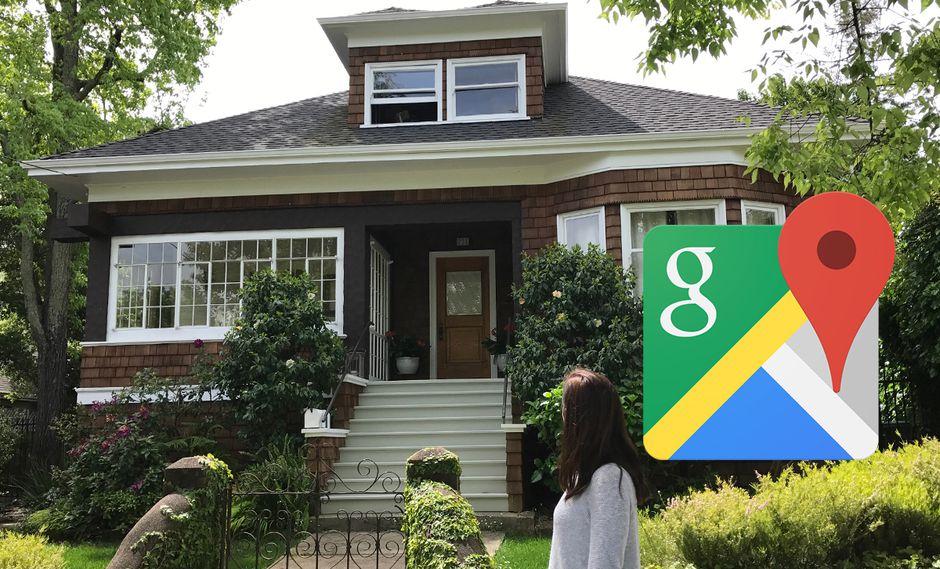 ¿Google Maps capta preciso instante en que se grababa '13 Reasons Why'? (Foto: Google)