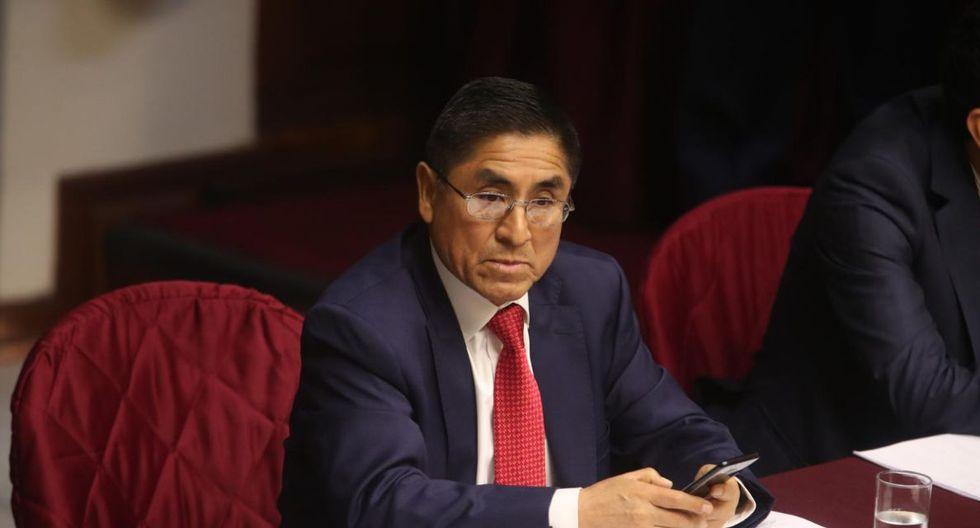 El exjuez habría tratado de beneficiar al empresario Salvador Ricci, según la tesis fiscal. (Foto: Agencias)
