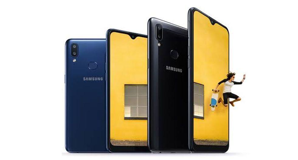 Samsung lanza en nuestro país sus nuevos terminales de gama de entrada: el A10s, A20s y A30s. (Foto: Samsung)