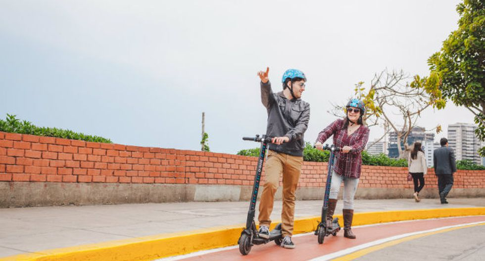 Scooters eléctricos gratis este 22 de setiembre en Lima.