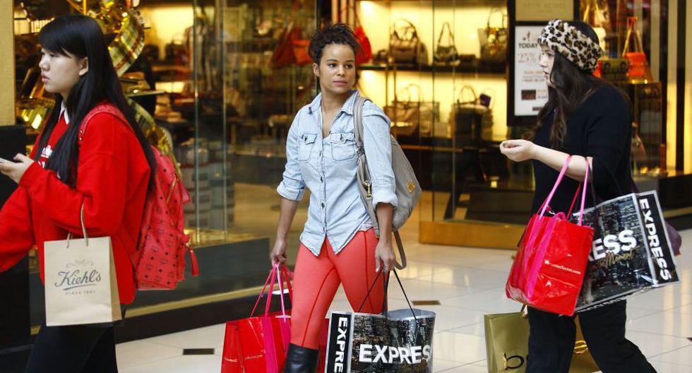 """El nombre del día proviene de que frecuentemente hace que los resultados anuales de las tiendas queden en positivo o """"negro"""" en inglés. (Foto: AFP)"""