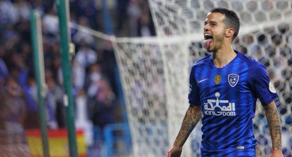 Sebastian Giovinco   Al-Hilal FC. (Foto: Agencias)
