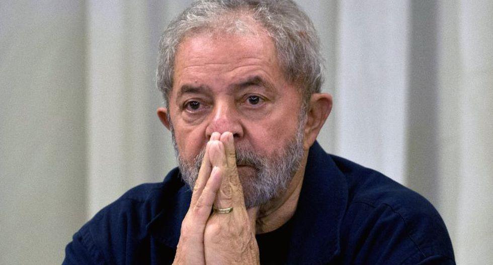 Lula da Silva condenadoa 12 años de prisión en nuevo caso de corrupción. (Foto: AFP).