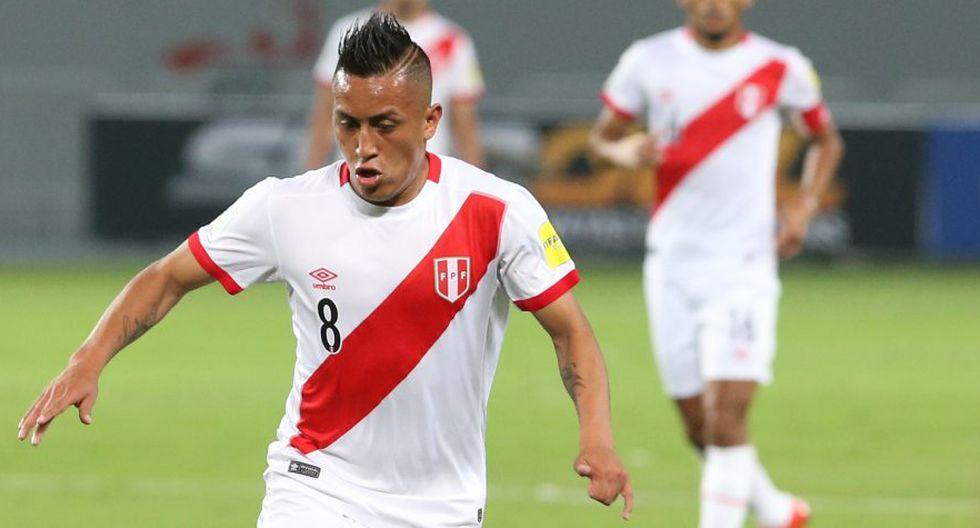 Christian Cueva es pretendido por el Santos que dirige Jorge Sampaoli. (Foto: GEC)