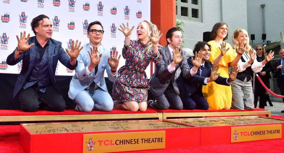 La última temporada de The Big Bang Theory fue emitida en mayo de este año. (Foto: AFP)