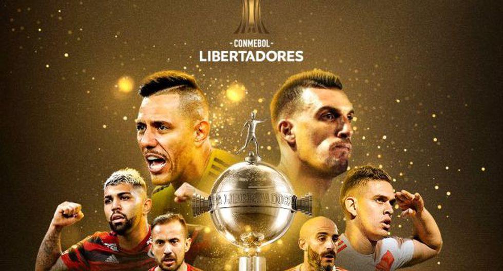 River Plate y Flamengo jugará la final de la Copa Libertadores el 23 de noviembre. (Foto: @Libertadores)