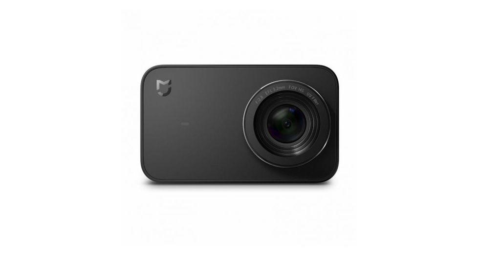Xiaomi Mijia 4K – Cámara De Acción: Grabación de vídeo 4K 30fps/Super gran angular 145°, Estabilización electrónica de la imagen de 6 ejes. Precio: S/ 489.(Foto: Xiaomi)