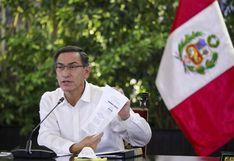 Martín Vizcarra EN VIVO conferencia en el día 19 de cuarentena