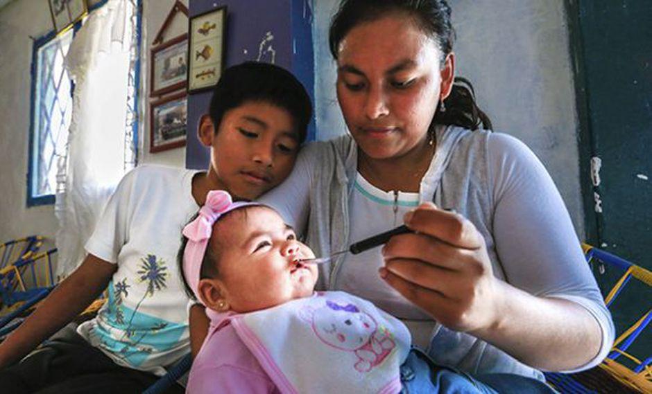 Piden duplicar número de promotores para monitorear a niños con anemia