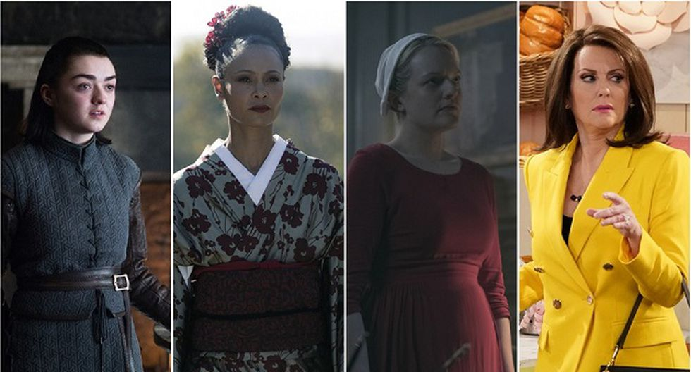 Game of Thrones, The Handmaid's Tale y Westworld lideran la lista (Foto: ET)