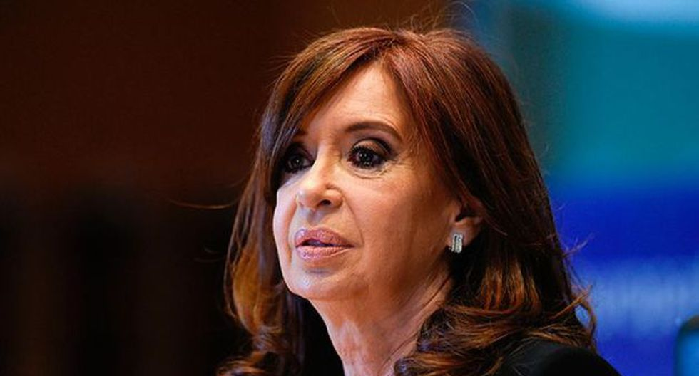 La ex mandataria y actual senadora de Argentina, Cristina Fernández. (Foto: AFP)
