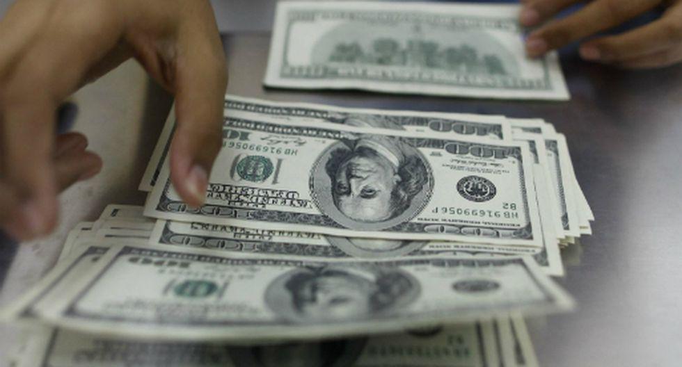 El dólar se sitúa en 3.394 soles