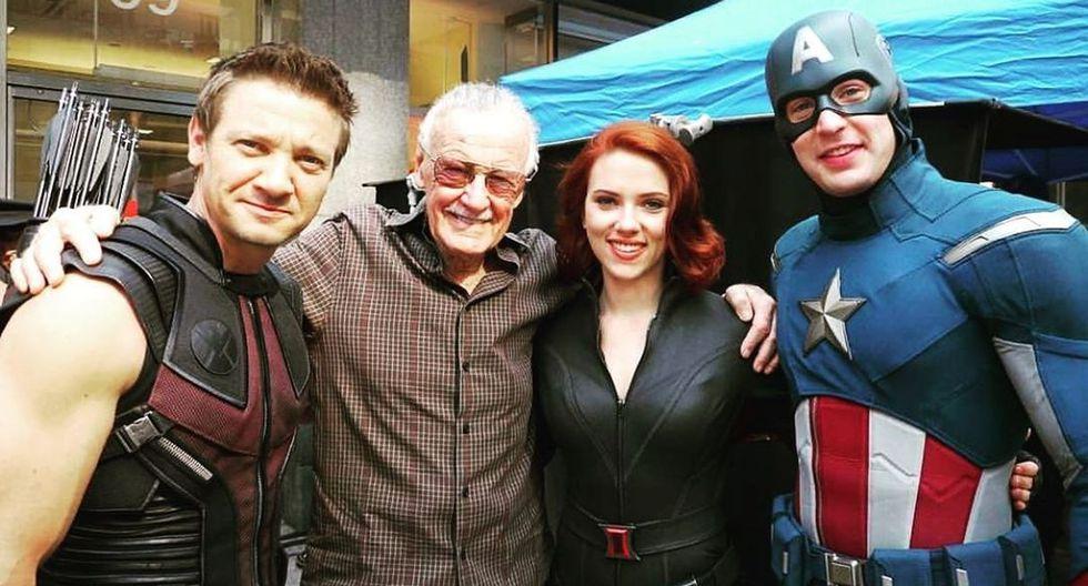 "Jeremy Renner, actor de ""Avengers"", denunciado por su exesposa por intento de asesinato. (Foto: renner4real)"