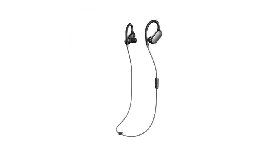 Xiaomi Mi Sport, audífonos Bluetooth: Bateria:  110 mAh hasta 7 horas de batería.Carga Rápida (10 minutos de carga para 1 hora de música). Precio: S/ 110. (Foto: Xiaomi)