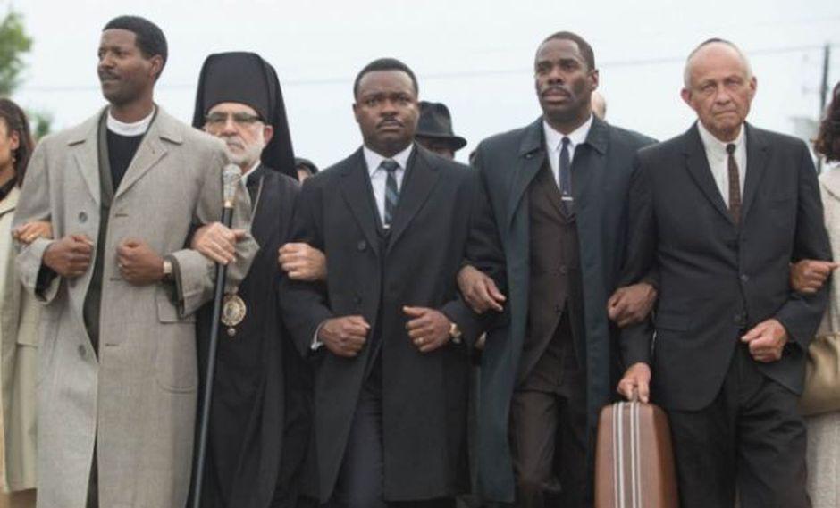 Imagen de la película Selma que narra la hazaña de Martin Luther King. (Foto: Difusión)
