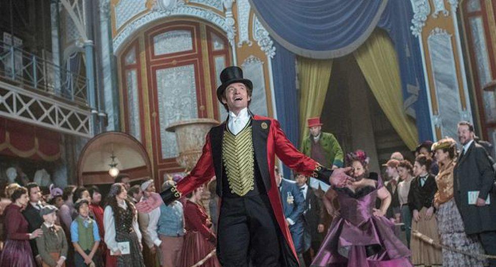 El actor Hugh Jackman reveló que la banda sonora de su cinta fue la más vendida en Reino Unido. (Foto: 20th Century Fox)