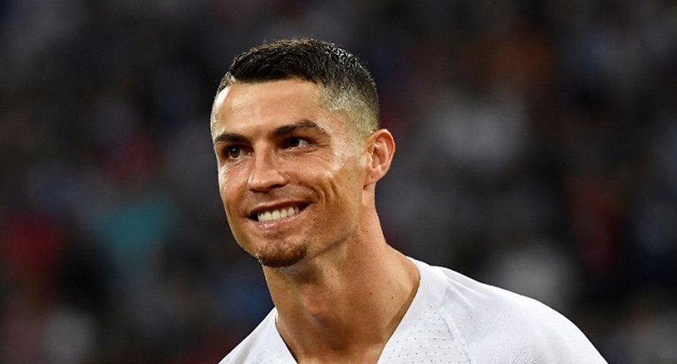 Cristiano Ronaldo tiene más de 120 millones de seguidores en Facebook (Foto: AFP)