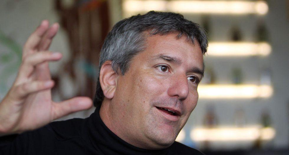 Escritor peruano Santiago Roncagliolo. (Foto: EFE)