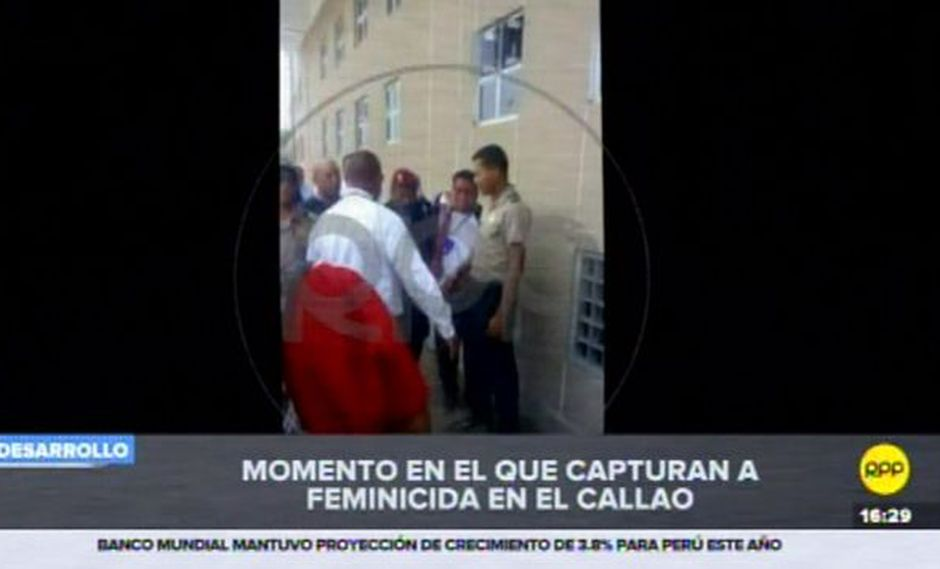 Feminicidio en el Callao: sospechoso recibió golpiza de transeúntes tras ser capturado