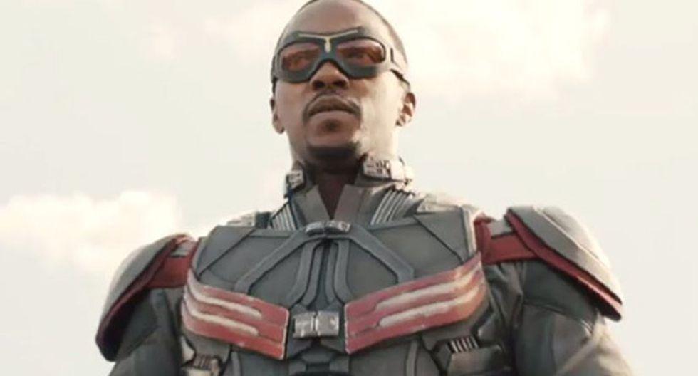 Anthony Mackie emocionado con la posibilidad de ser el nuevo Capitán América. (Foto: Marvel)